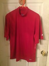 Russell Athletic Red Dri-Power Tee Adult Size Medium - NEW with TAGS