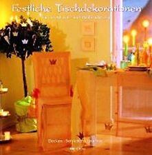 Festliche Tischdekorationen ** für die Advents- und Weihnachtszeit ** OZ Verlag