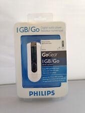 Philips GoGear 1GB/Go Digital Audio Player (Model # SA2115/37)