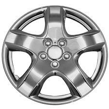 "1 Piece of 15"" Inch Chrome Hub Caps Full Lug Skin Rim Cover for OEM Steel Wheels"