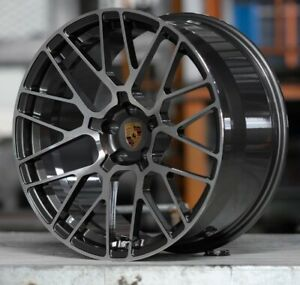 """21"""" G.MAX Forged Wheels (in RS Spyde Style) for Porsche Macan"""