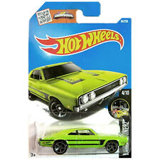 Hot Wheels '69 Dodge Charger 500 Green With Black Stripes C47