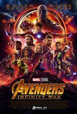 Authentic Avengers Infinity War Blu-ray Digital Copy Pre-Order Marvel ReleaseTBD