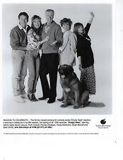 EMPTY NEST 1992 BW ORIG VINTAGE PHOTO STILL TV SERIES SHOW CAST K. MCNICHOL TEXT