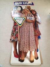 Bud Light Ladies Night Promo Budweiser Beer Collectible Memorabilia