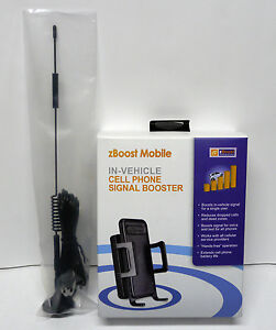 zBoost SB-A XR extra range signal booster for AT&T iPhone 11 Pro Max X XR XS 8 7