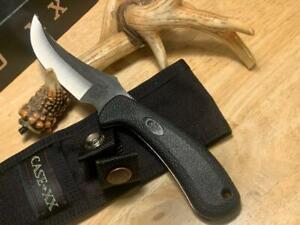 "Case XX Ridgeback  8 1/2"" Hunting Knife Blackie Collins Design CA362   9 DOT"