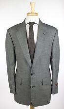 NWT Brooks Brothers Gray Birdseye 2 Button Sport Coat Blazer Suit Jacket