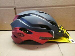 BELL Revolution MIPS Adult Bike Helmet Black/Red Adult 14+ yrs. 7107943