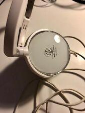 Audio Technica ATH-FC707Leichte Kopfhörer, faltbar, Weiß