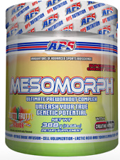 APS Mesomorph Pre-Workout 388g USA formula creatine nitrate AAKG - UK Stock