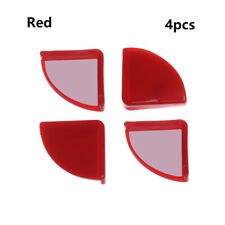 4Pcs Corner Guards Edge Protective Corner Cover Table Corner Protector For Baby~
