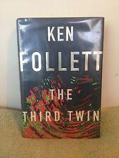 The Third Twin Set by Ken Follet (1996) HCDJ