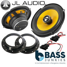 VW Transporter T5.1 JL Audio 450 Watts 2 Way Front Door Car Speakers Fitting Kit