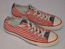 Converse Chucks HI Lo Sneakers USA Flag Print Limited Edition UK Size 7.5 Eur 41