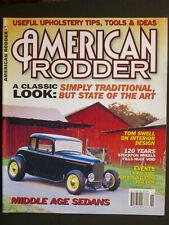 AMERICAN RODDER  A Classic Look  November 2003