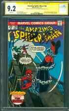 Amazing SPIDER MAN 148 CGC 2XSS 9.2 Stan Lee Conway Jackal Gwen Stacy Clone 1975