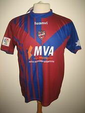 Levante home Spain football shirt soccer jersey voetbal camiseta futbol size M