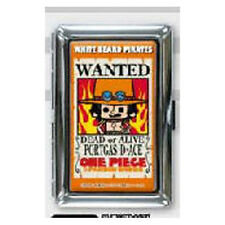 One Piece Ace Business Card Case Manga Anime NEW