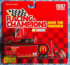 Racing Champions McDonalds Team Transporter NASCAR