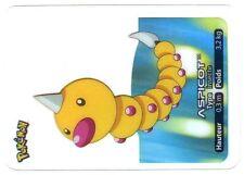 POKEMON LAMINCARDS CARTE CARD 013 ASPICOT WEEDLE