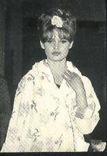 BRIGITTE BARDOT BB 1960s vintage Photo cp carte postale postcard 583