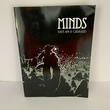 Minds - Graphic Novel - Dave Sim and Gerhard Vol 10 Cerebus