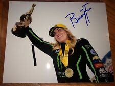 BRITTANY FORCE AUTHENTIC HAND SIGNED AUTO 8x10 PHOTO