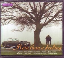 More than a feeling - 3 CD Box 50 Hits, TELEDISC mctel 49