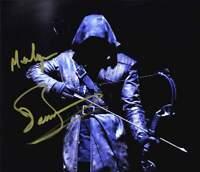 John Barrowman authentic signed celebrity 8x10 photo W/Cert Autographed B0001