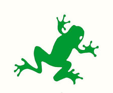 Frog Vinyl Decal Sticker for Car Truck Bumper Window laptop Froggy Toad kiss