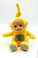 "Spin Master TELETUBBIES - 6"" Yellow ""Laa-Laa"" Plush Toy"
