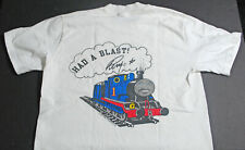 RARE 1988 Ringo Starr Conductor Shining Time Station Crew Wrap Party T-Shirt