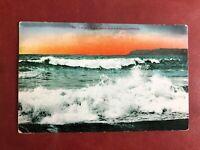 Vintage Postcard Point Loma Near San Diego California Stamped 1911 Rare View