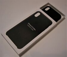 MIB NEW Apple I phone leather cover case for Xs MAX in the USA look at photos