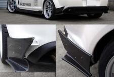 Mazda RX8 rear diffusers