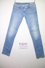 Diesel Nevy (Cod.F1629) Tg.46 W32 L34 jeans vita bassa  usato vintage
