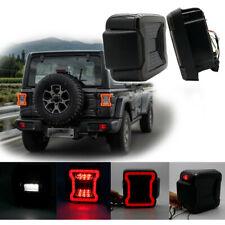 For New Jeep Wrangler JL 2018 2019 Right Left LED Tail Light Reverse Turn Light