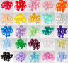 "100PCS LATEX BALLOONS 10"" PARTY BIRTHDAY WEDDING HELIUM AIR COLOURS XMAS DECOR L"