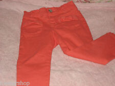 Twinkle Little Star! Gymboree Cherry Blossom Skinny Fit Coral Pant 18-24Mos NwoT