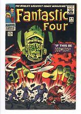 Fantastic Four #49 Vol 1 Beautiful Looking Mid Grade 1st Full App of Galactus