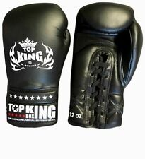 "TOP KING ""SUPER COMPETITION"" MUAY THAI BOXING GLOVES - TKBGSC"