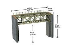 PLUS 62810 Voie N, Pont en acier #neuf emballage d'origine#