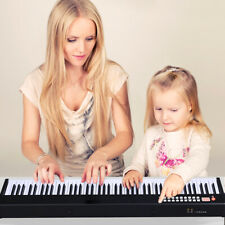 88-tasten Klavier Keyboard Digitales Piano elektronisches mit Tragetasche