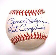 Rollie Fingers Bert Campaneris Signed Auto Autograph Baseball Oakland Athletics