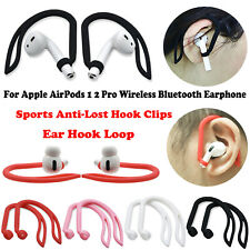 Silicone Replace Ear Anti-Lost Hook Loop for AirPods 1 2 Pro Bluetooth Earphone