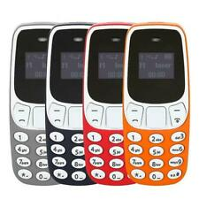 Tiny Small Mini Micro Mobile Cell Phone Unlock GSM Sim Bluetooth Headset New U S