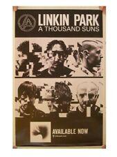 Linkin Park Poster A Thousand Suns