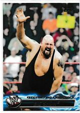 The Big Show 2011 Topps WWE Electrifying Entrances Card # EE8