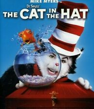 Dr Seuss The Cat in The Hat 0025192113987 With Alec Baldwin Blu-ray Region a